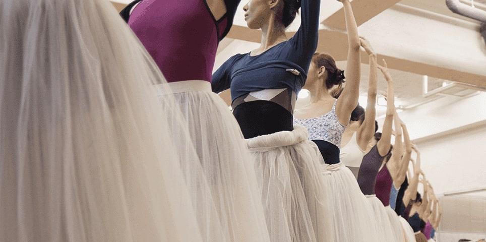 Dancers & Staff